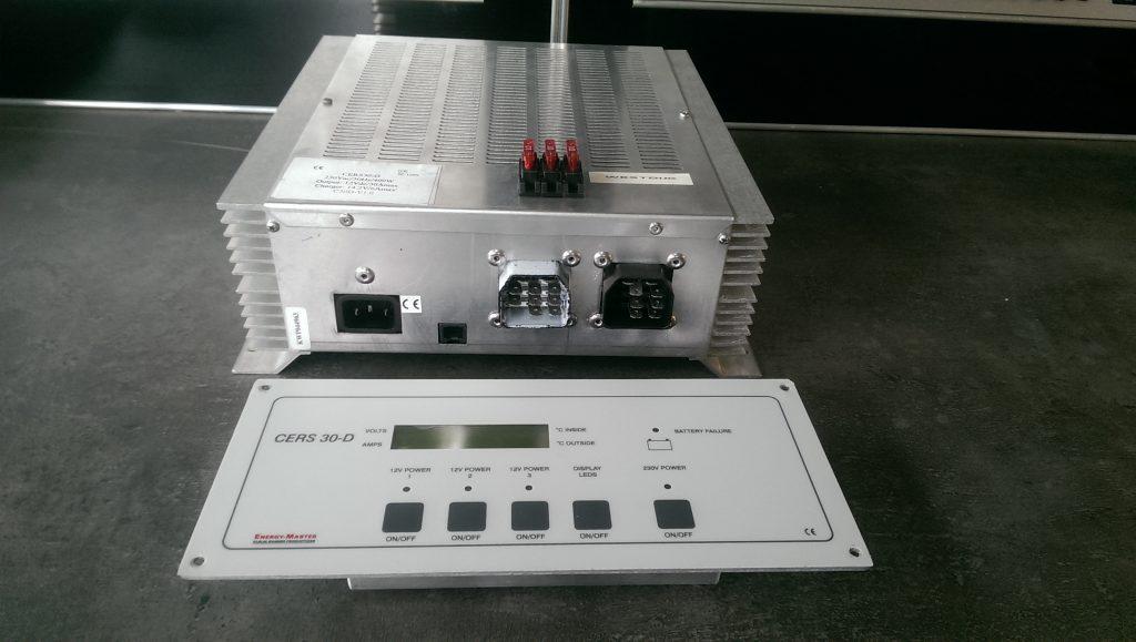 Cers 30 D Auto Elektro Salland Omvormer Reparatie