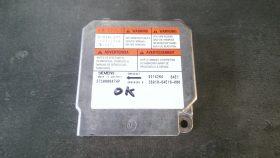 Opel  Agila airbag module 5WK43457 38910-84E10-000 3891084E10000