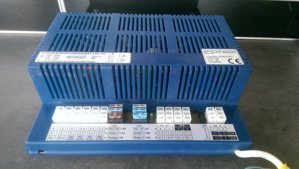 Schaudt elektroblock CSV