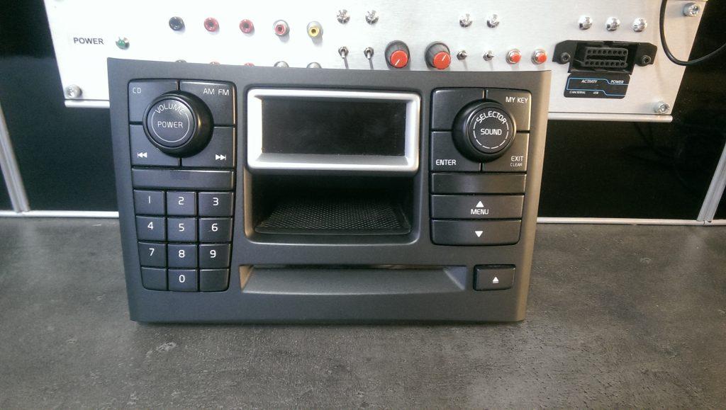 volvo xc90 icm radio bedieningspaneel 30679180 auto. Black Bedroom Furniture Sets. Home Design Ideas