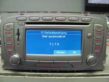 Ford travelpilot FX LSRNS radio navigatie