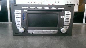 Ford Travelpilot FX radio navigatie reparatie