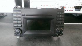 Mercedes NTG2 Comand radio navigatie