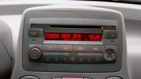 Fiat Panda radio CD speler